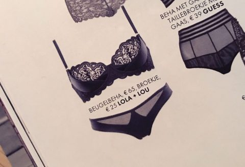 Lola + Lou products featured in ELLE magazine